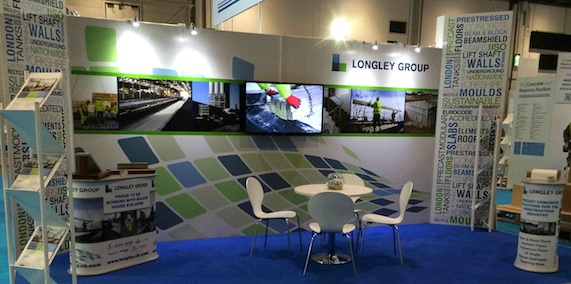 Longley stand 3
